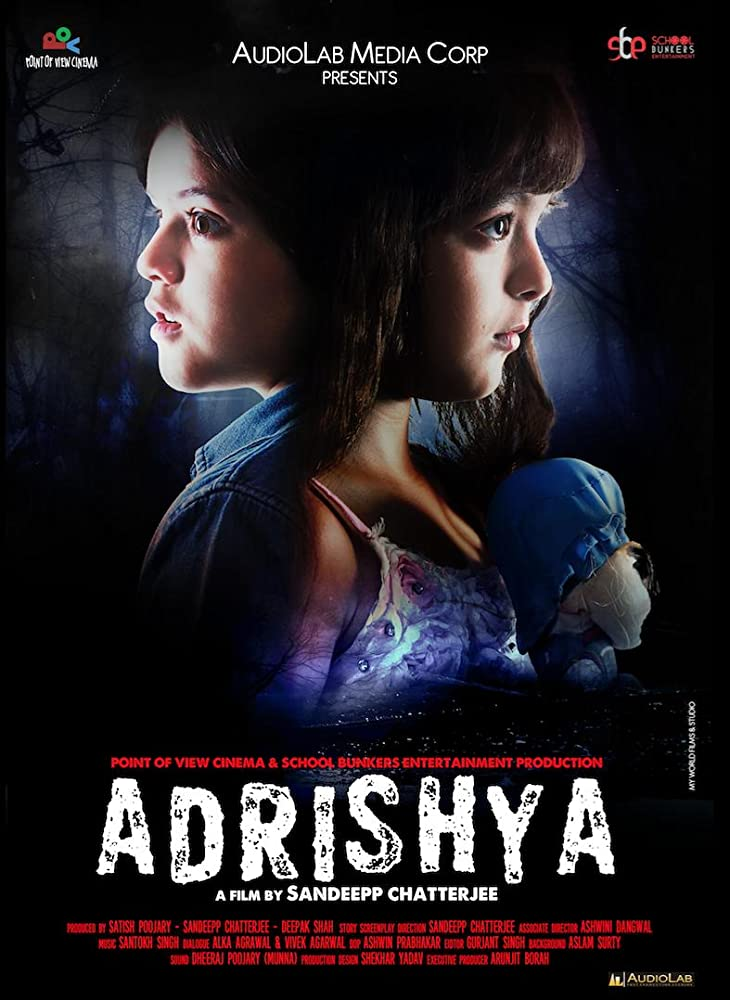 Adrishya (2017) Hindi Movie 720p HDTV 830MB