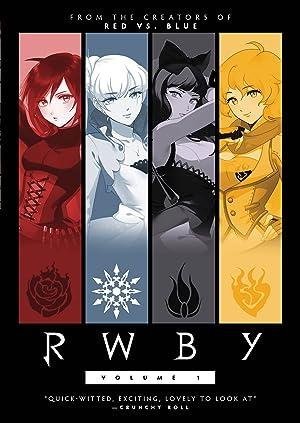 دانلود سریال RWBY
