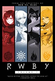 RWBY Poster