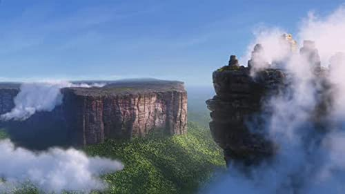 "UP – ""Tepui Landing"""