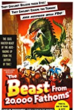 Primary image for The Beast from 20,000 Fathoms