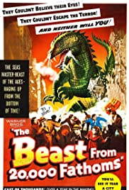 The Beast from 20,000 Fathoms(1953) Poster - Movie Forum, Cast, Reviews