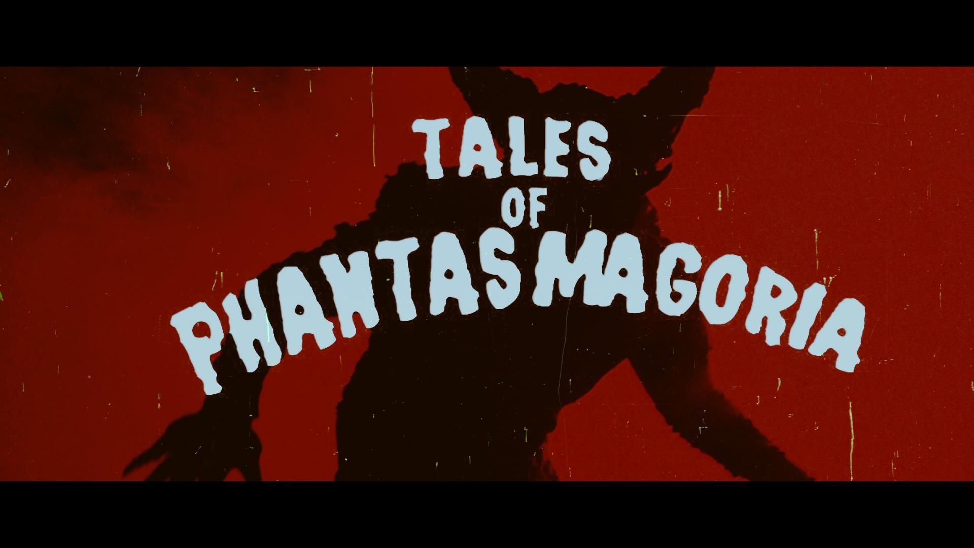دانلود زیرنویس فارسی سریال Tales of Phantasmagoria