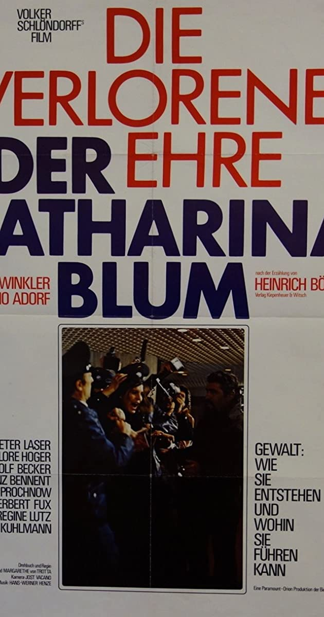 Subtitle of The Lost Honor of Katharina Blum