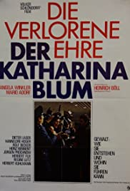 The Lost Honor of Katharina Blum (1975) 720p