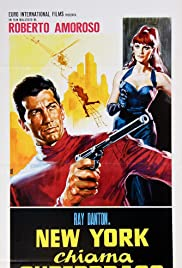 Secret Agent Super Dragon (1966) Poster - Movie Forum, Cast, Reviews