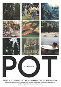 Legal unlimited movie downloads Pot Country USA [BRRip]