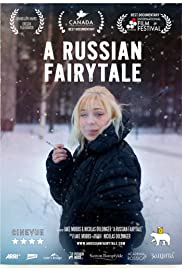 A Russian Fairytale Poster