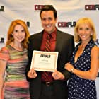"""""""Junction"""" Central Florida Film Festival & Red Carpet Award Ceremony with (l to r) Summer Crockett Moore, Tony Glazer & Pat Patterson"""