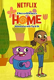 Home: Adventures with Tip & Oh (2016)