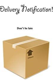 Delivery Notification Poster