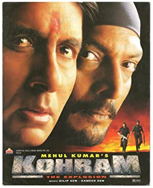 Amitabh Bachchan Kohram Movie