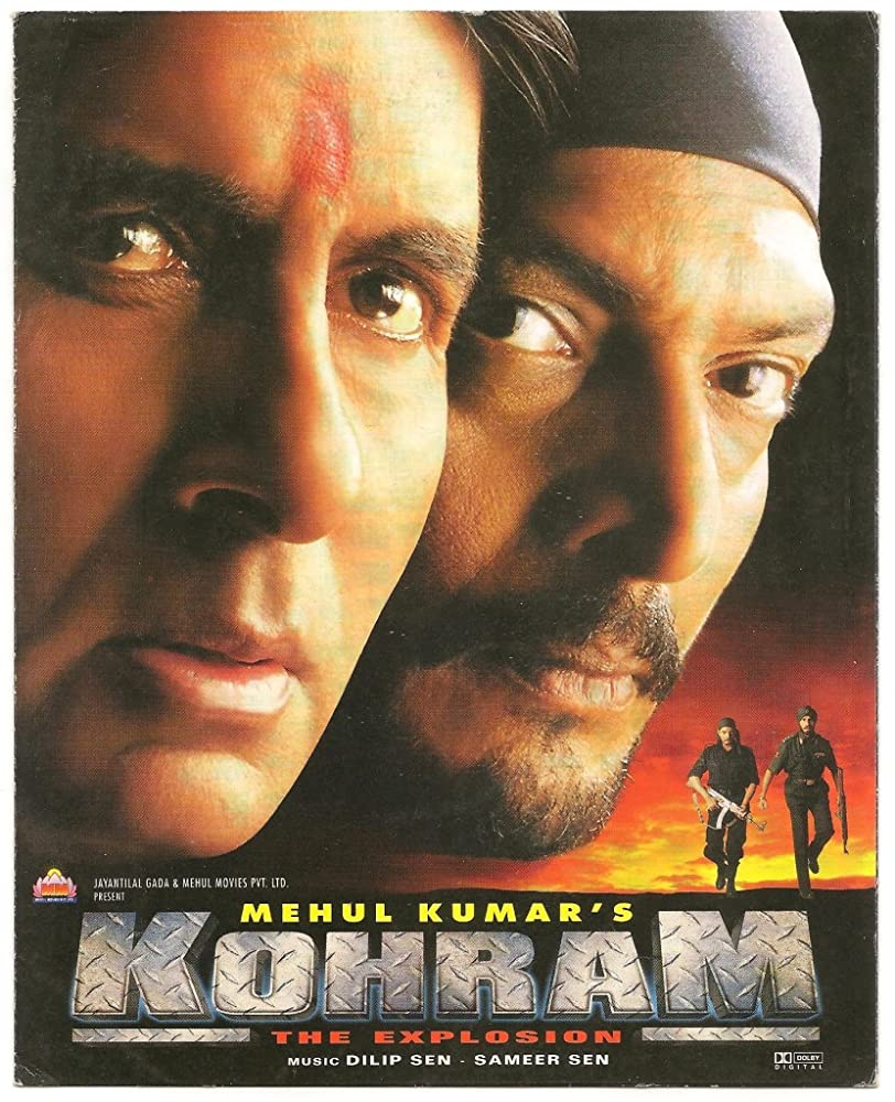 Kohram 1999 Hindi Movie JC WebRip 300mb 480p 1GB 720p 3GB 8GB 1080p