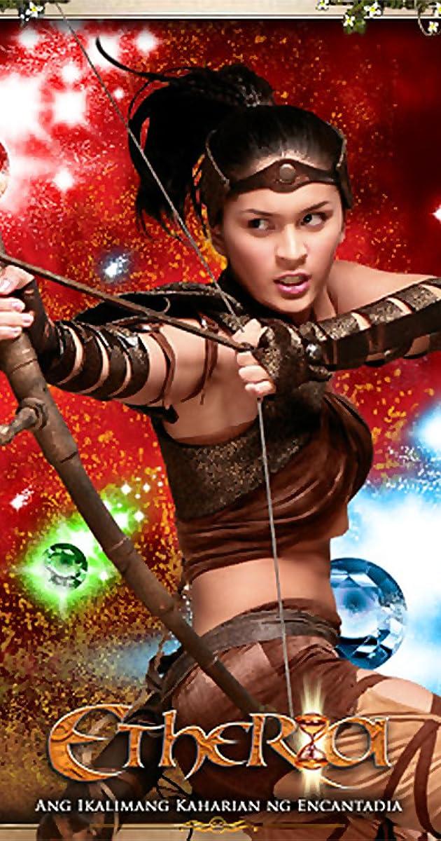 image poster from imdb - Etheria: Ang ikalimang kaharian ng Encantadia (2005) • TVSeries