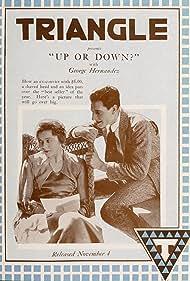 George Hernandez in Up or Down? (1917)