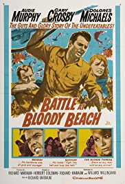 Battle at Bloody Beach(1961) Poster - Movie Forum, Cast, Reviews