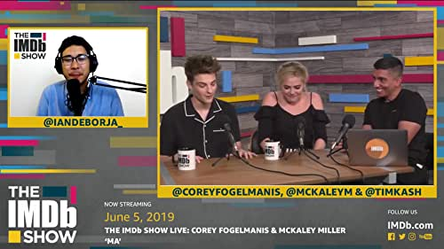 Corey Fogelmanis dishes on Kissing Octavia Spencer in 'Ma'