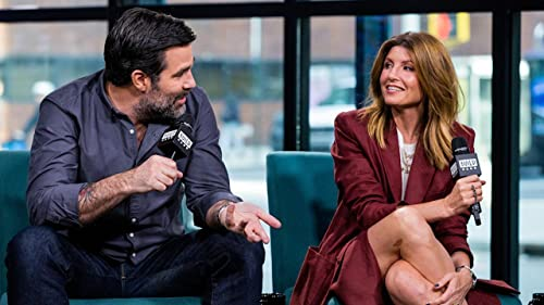 BUILD: Sharon Horgan and Rob Delaney on Working with Carrie Fisher