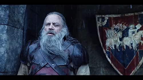 """Trading in his lightsaber for Medieval sword, Mark Hamill makes his series debut, alongside star Tom Cullen, in """"Knightfall."""" The series eight-episode sophomore season embraces a more brutal view of this harsh time in history, and heads towards the ultimate demise of the Templar Order."""