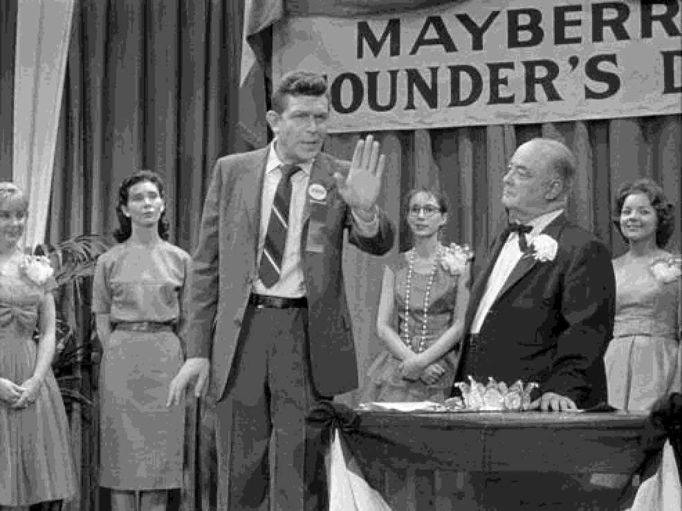 """The Andy Griffith Show"""" The Beauty Contest (TV Episode 1961) - Photo  Gallery - IMDb"""
