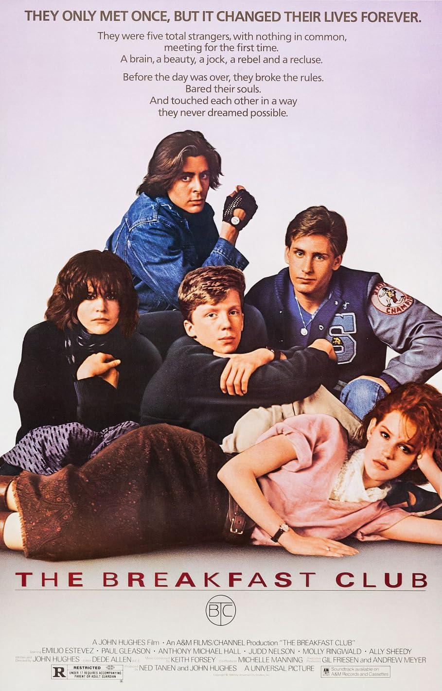 The Breakfast Club (1985) Hindi Dubbed