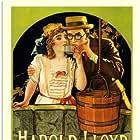 Mildred Davis and Harold Lloyd in Grandma's Boy (1922)