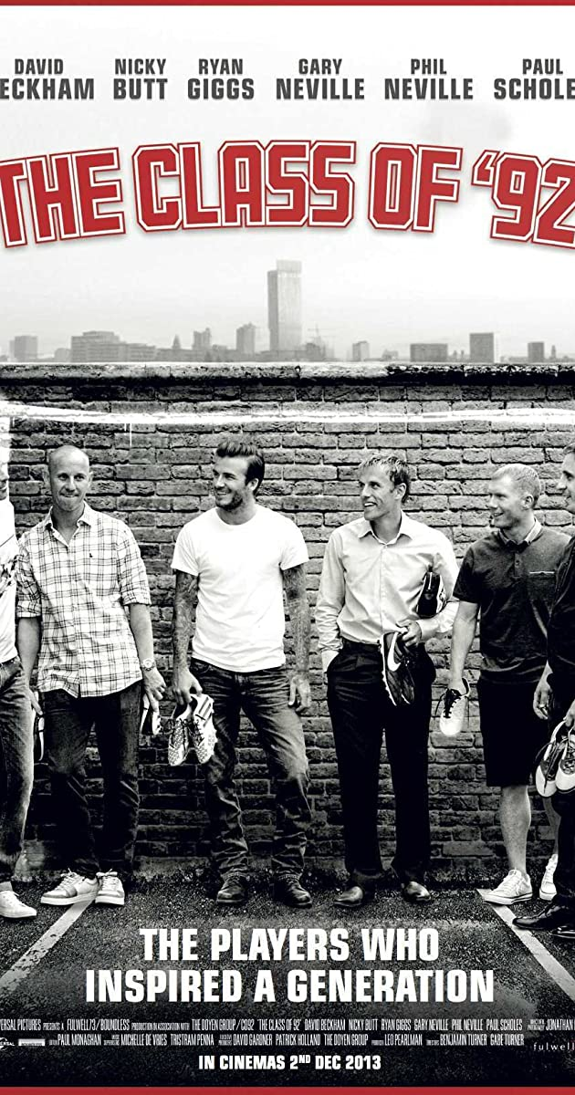 Subtitle of The Class of 92