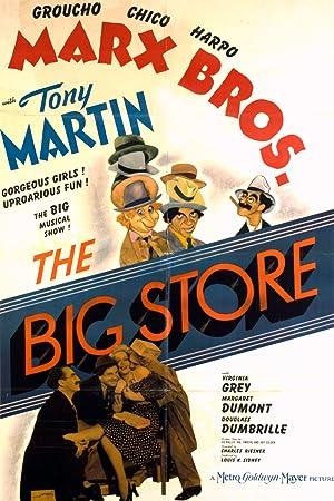 Where to stream The Big Store