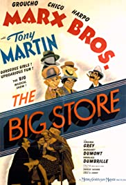 The Big Store Poster