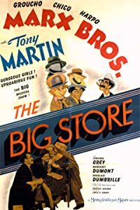 Free.movie downloads The Big Store USA [h.264]