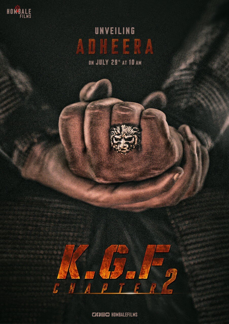 K.G.F: Chapter 2 (2020)