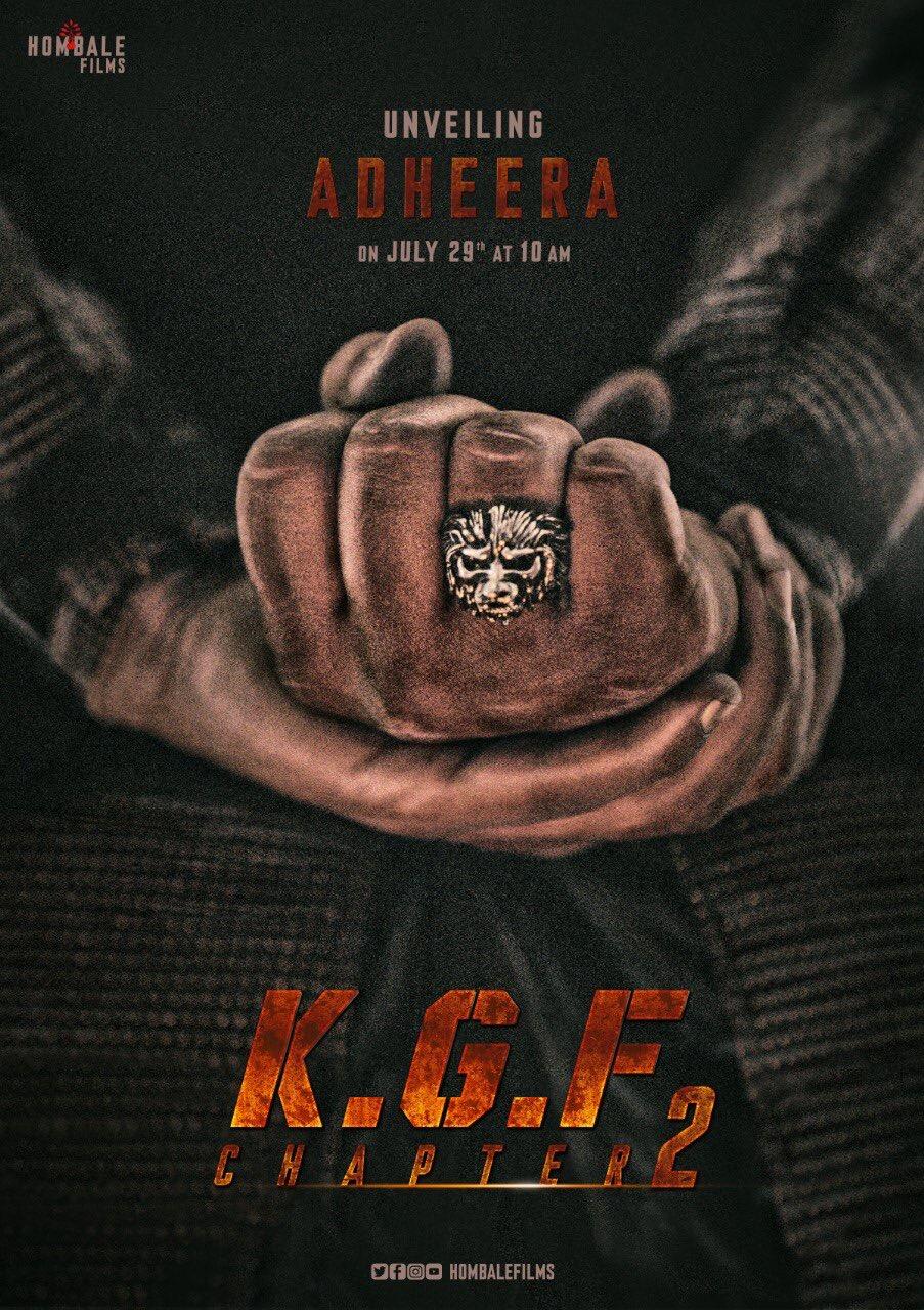 K.G.F: Chapter 2 (2020) - IMDb