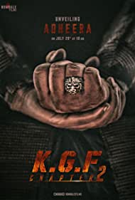 Yash in K.G.F: Chapter 2 (2022)