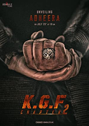 K.G.F: Chapter 2 song lyrics
