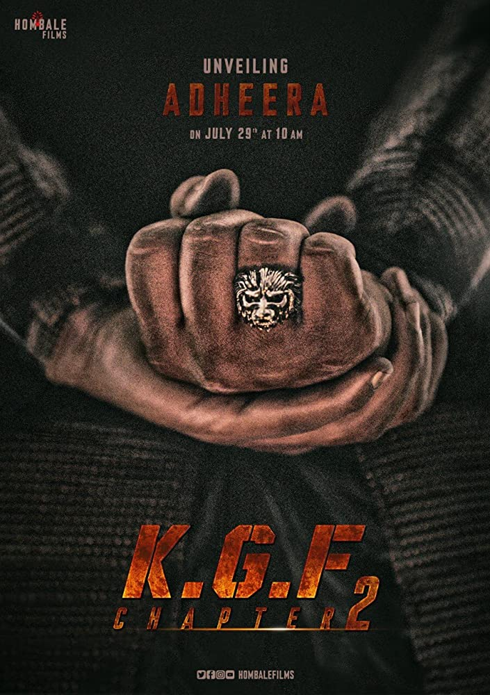 KGF Chapter 2 Free Download HD 720p