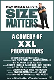 Ray McAnally's Size Matters Poster