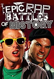 Epic Rap Battles of History Poster