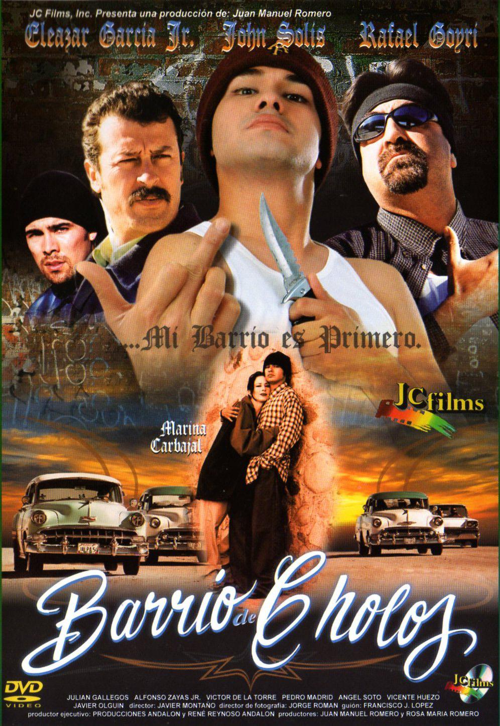cb19f4ef818 Barrio de cholos (Video 2001) - IMDb