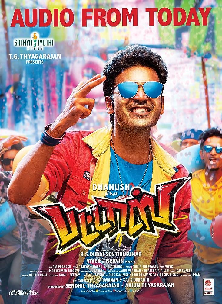 Pattas (2020) Tamil 720p HQ Pre-DVDRip- tamilrockers