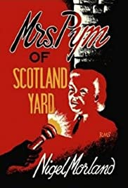 Mrs. Pym of Scotland Yard Poster
