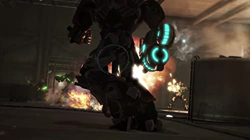 Transformers: Rise Of The Dark Spark: Gameplay Trailer