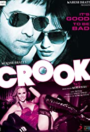 Crook: It's Good to Be Bad Poster