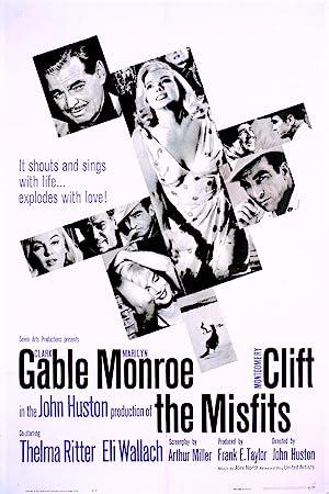 Permalink to Movie The Misfits (1961)
