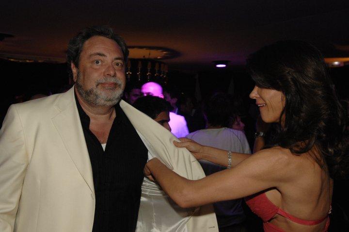 George Gallo and Julie Lott Gallo