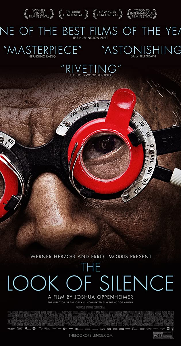 Subtitle of The Look of Silence