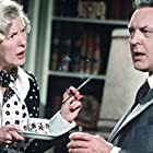 Donald Sinden and Elaine Stritch in Two's Company (1975)