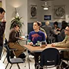 John Ross Bowie, Johnny Galecki, and Jim Parsons in The Big Bang Theory (2007)