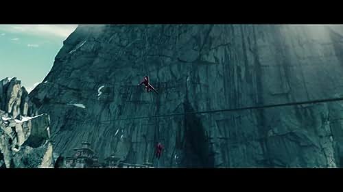 """Cliffside Battle"""