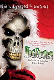 Terry Pratchett's Hogfather Poster