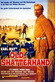 Old Shatterhand (1968) Poster - Movie Forum, Cast, Reviews